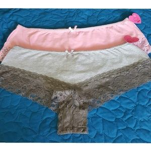 Other - 2 Pair Cheeky Panties